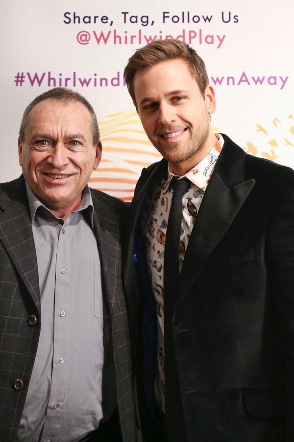 Carl Moellenberg and Dan Amboyer Photo