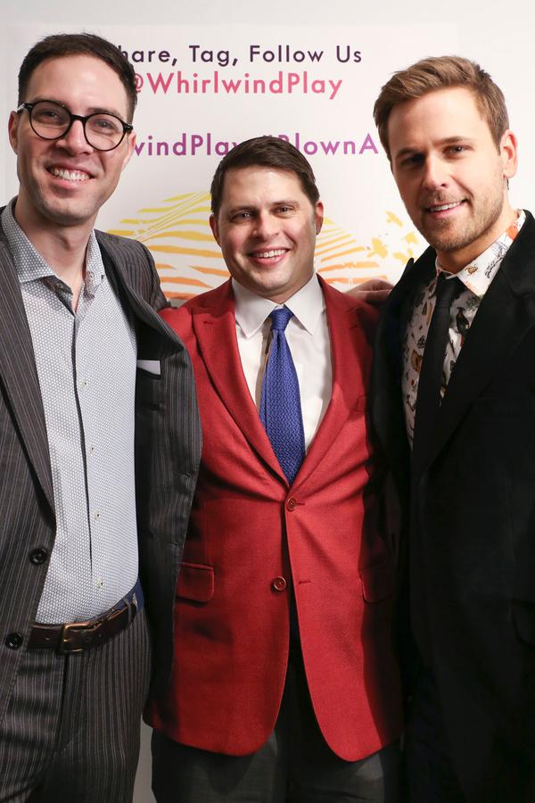Jordan Jaffe, Eric P. Berger, and Dan Amboyer Photo