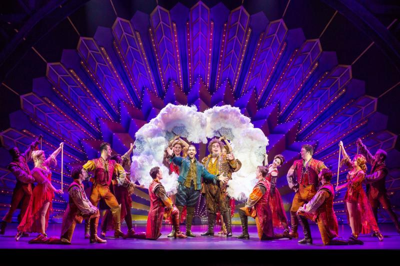 BWW Review: SOMETHING ROTTEN! (and very funny) was afoot at Broadway San Jose!