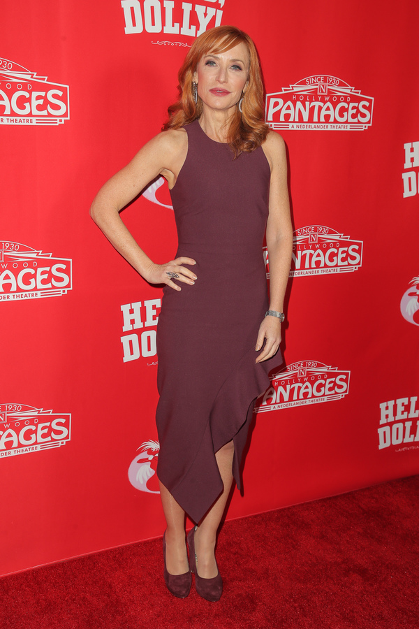 Photo Flash: On the Opening Night Red Carpet for HELLO, DOLLY! in Los Angeles!