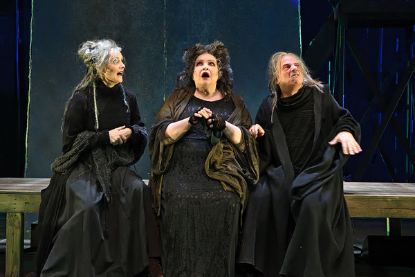 Photo Flash: Trinity Repertory Company PresentsMACBETH