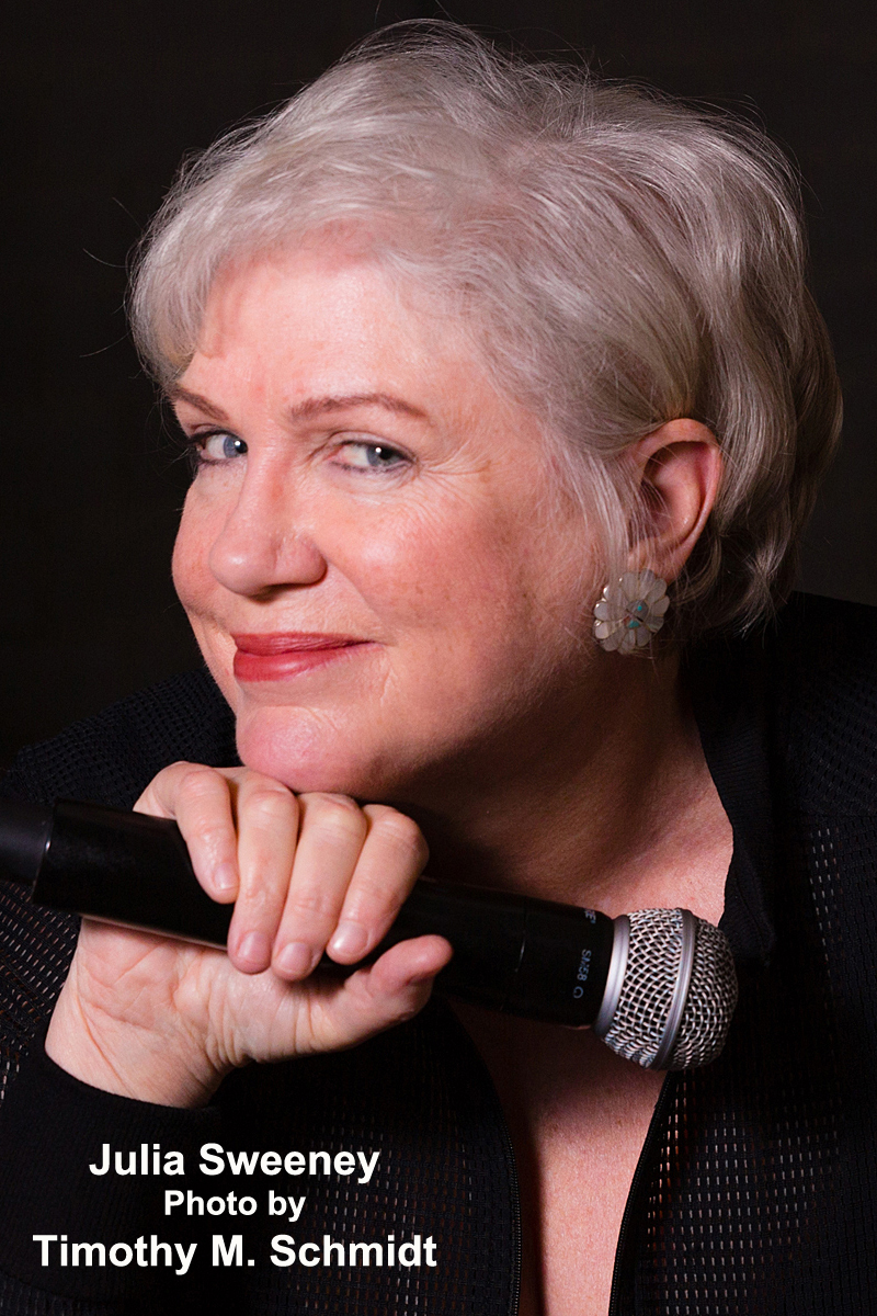 BWW Interview: Post-SNL, OLDER & WIDER Julia Sweeney's Comedy Rules