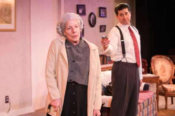 Photo Flash: First Look at Miners Alley Playhouse's LOST IN YONKERS