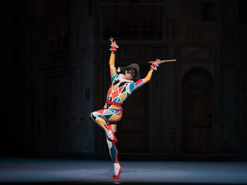 BWW Review: American Ballet Theatre Delivers a Simple HARLEQUINADE