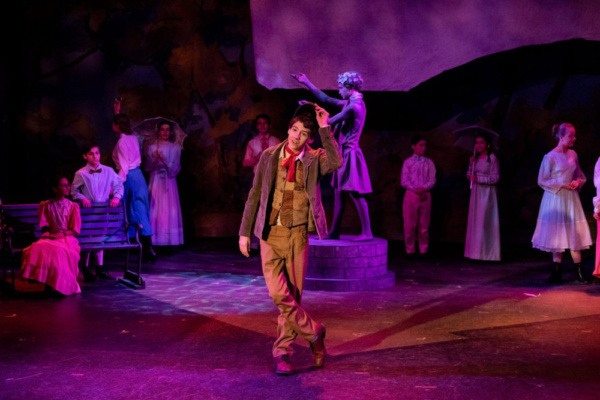 Photo Flash: Disney's MARY POPPINS, JR. Opens Tonight At EPAC