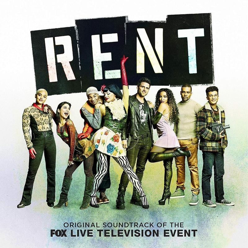 BWW Album Review: RENT (Original Soundtrack of the Fox Live Television Event) Stumbles and Mostly Falls Flat
