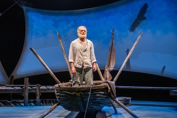 Photo Flash: World Premiere of THE OLD MAN AND THE SEA At Pittsburgh Playhouse