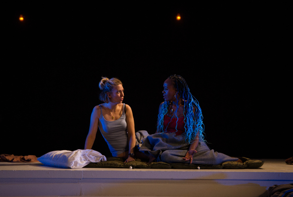 Photo Flash: Aaliyah Habeeb and Mel House Star In ROAN At Luna Stage