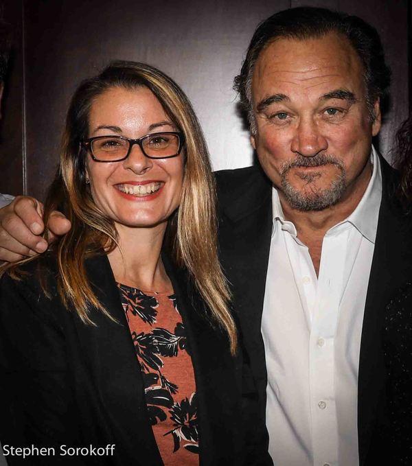 Kathy Kelly & Jim Belushi