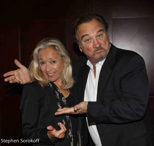 Eda Sorokoff & Jim Belushi