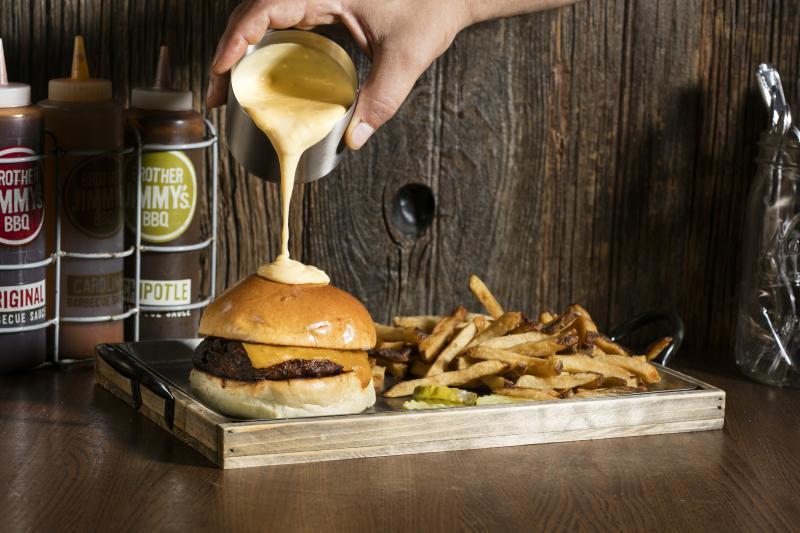 BWW Review: BROTHER JIMMY'S for Savory BBQ and Much More
