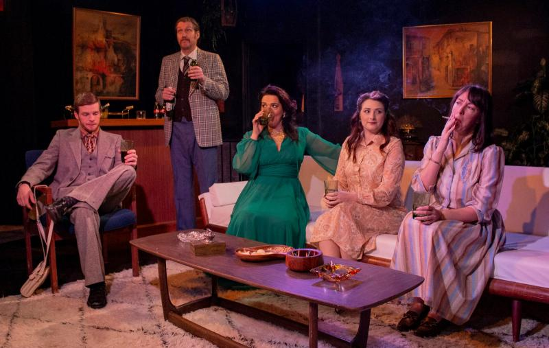 BWW Review: ABIGAIL'S PARTY is One Drinks Party You Simply Cannot Miss