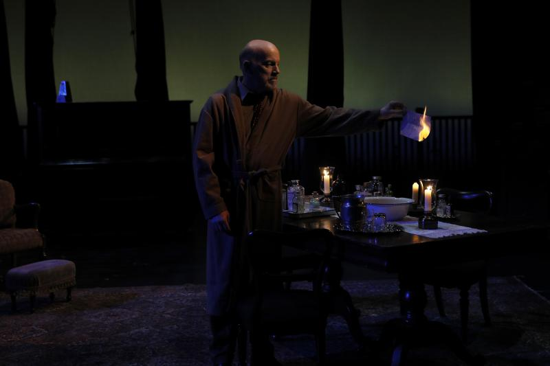 BWW Review: The Seagull Project's Dark and Moody UNCLE VANYA