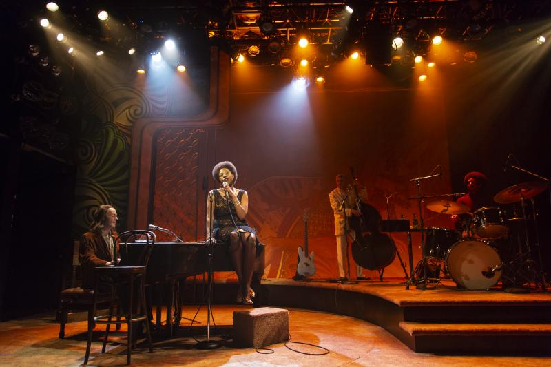 BWW Review: The World Premiere of LITTLE GIRL BLUE-THE NINA SIMONE MUSICAL Enthralls at GSP