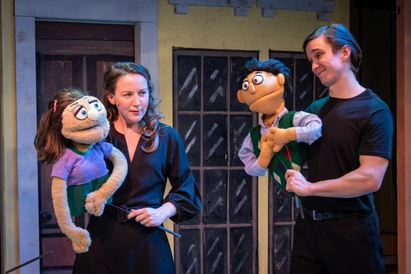 BWW Review: AVENUE Q is Cheeky, Naughty Puppet Fun