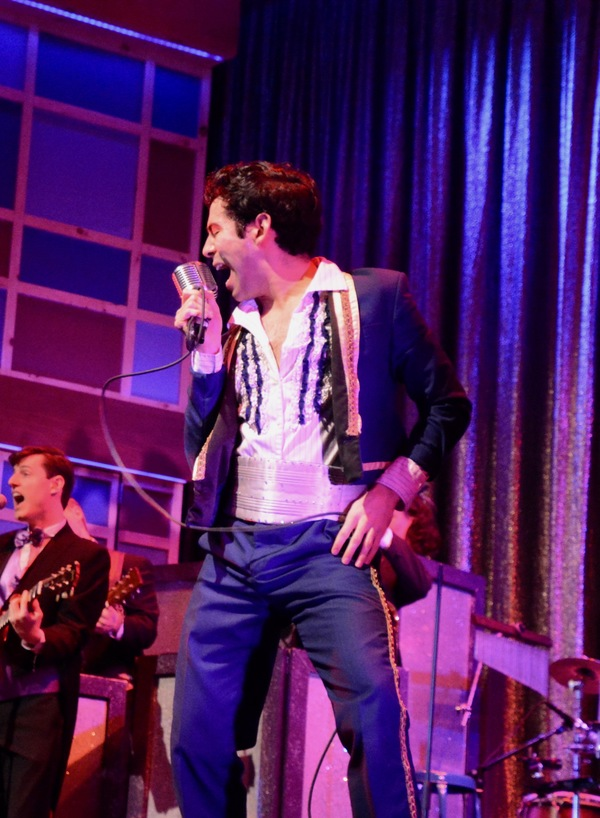 Photo Coverage: BUDDY-The Buddy Holly Story Honors the 60th Anniversary of 'The Day The Music Died'