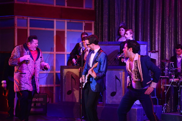 Jayson Elliott, Michael Perrie Jr., and Diego Guevara Photo