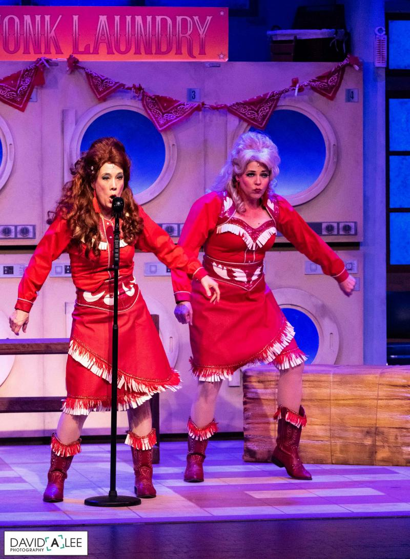 BWW Review: HONKY TONK LAUNDRY at Coyote Stageworks is Good Clean Fun