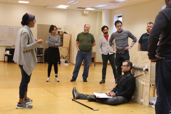 Photos: Go Inside Rehearsals of Shakespeare Theatre Company's RICHARD THE THIRD