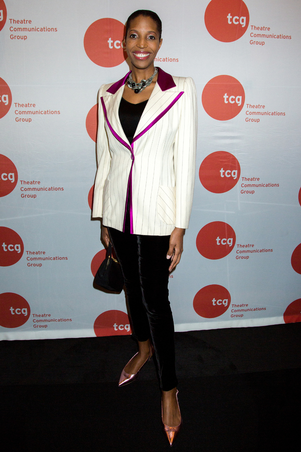 Photo Coverage: TCG Gala Honors Tony Kushner,  Rick Miramontez & Martha R. Ingram