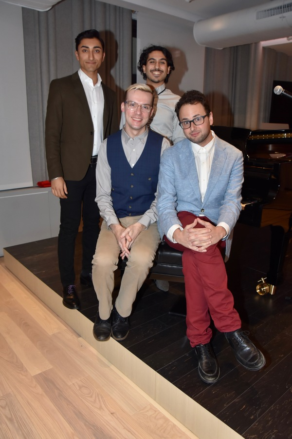 Photo Coverage: Sarah Hammond,Shaina Taub, and Charlie Sohne Honored With 2019 Kleban Prize For Musical Theatre