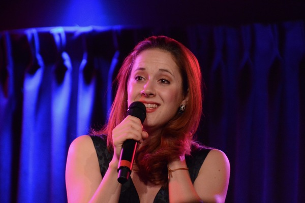 Photo Coverage: AT THIS PERFORMANCE...Celebrates 1000th Performer At Green Room 42