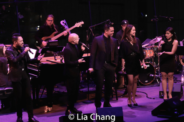 Photo Flash: Jose Llana Talks About The American Songbook Series And The UK Tour Of THE KING AND I