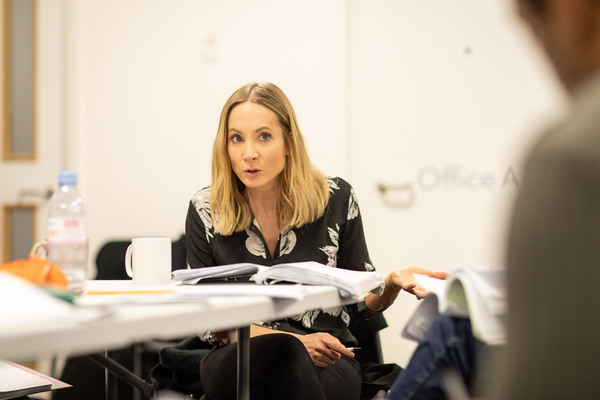 Photos: Inside Rehearsal For ALYS, ALWAYS at the Bridge Theatre