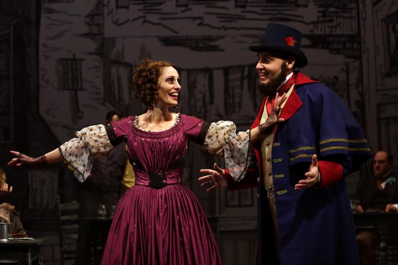 BWW Review: Thrilling New SWEENEY TODD Slays at OC's South Coast Repertory