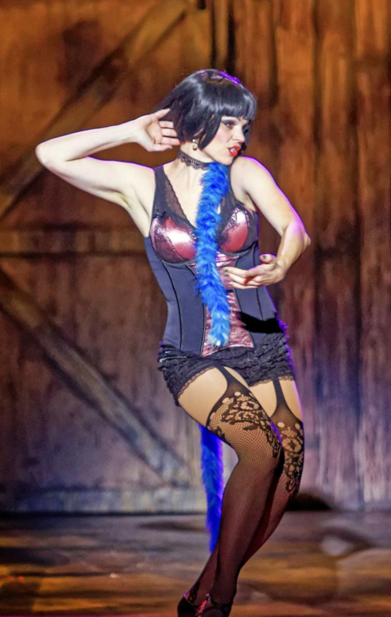 BWW Review: CABARET at White Theatre