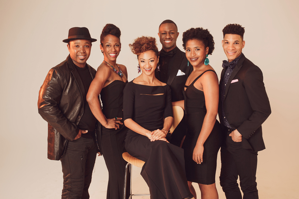 Photo Flash: Casts of Disney's FROZEN, ALADDIN and THE LION KING Celebrate Black History Month!