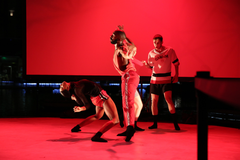 BWW Review: TL/JA: DANCE COLLECTIVES: COLLECTIVESDRIFT - MIXIN' IT UP - A New Breed Of Dance Presenters - at The Odyssey Theatre