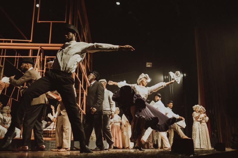 BWW Review: Addressing Slavery and Prejudice RUA AZUSA  - O MUSICAL Opens in February at Teatro Procopio Ferreira