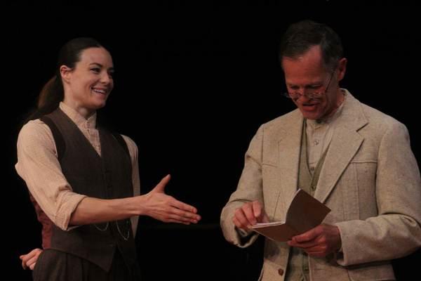Kelsey Milbourn (Stage Manager), Tim D'Auteuil (Professor Willard)