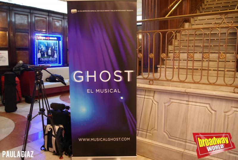PHOTO FLASH: Comienzan las audiciones de GHOST, EL MUSICAL en Madrid