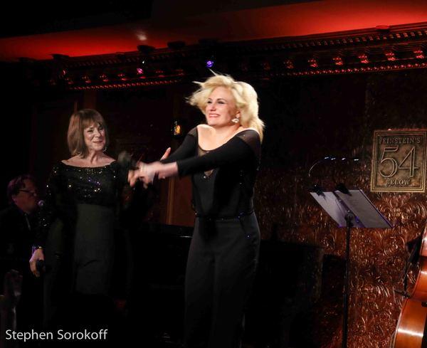 Photo Coverage: Jana Robbins & Haley Swindal Return with The Songs Of Kander & Ebb