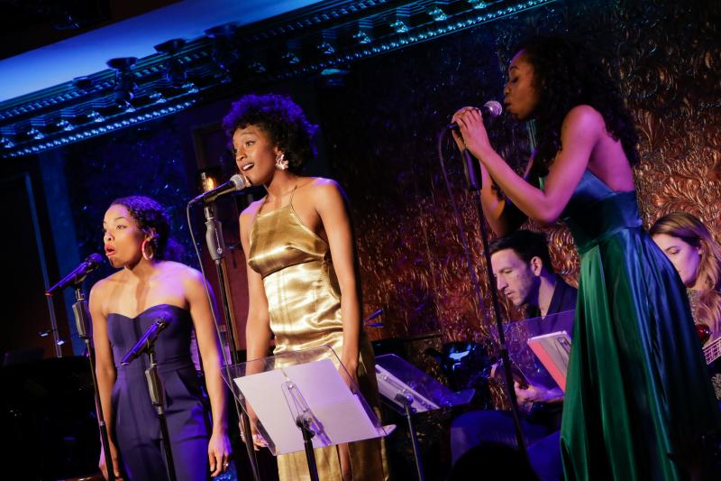 BWW Review: ONCE ON THIS ISLAND Star Hailey Kilgore Shines In Her Solo Debut at Feinstein's/54 Below