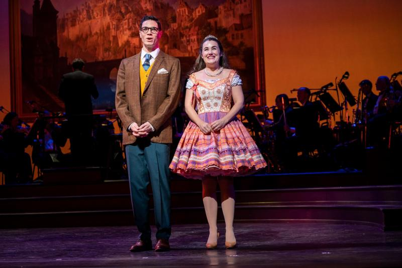 BWW Review: Carmen Cusack's a Charmer in Encores! Mounting of Irving Berlin's Political Spoof CALL ME MADAM