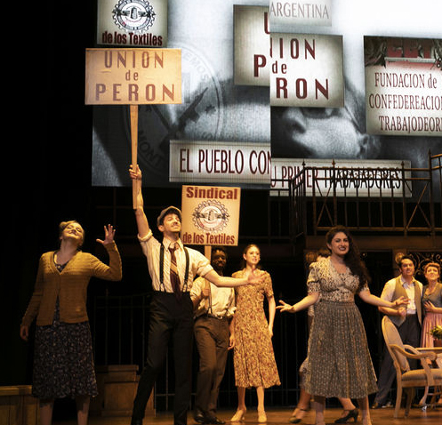 BWW Review: EVITA at Kauffman Center For The Performing Arts