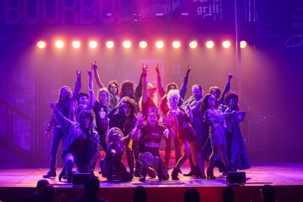 Photo Flash: ROCK OF AGES Rocks 5th Avenue Theatre!