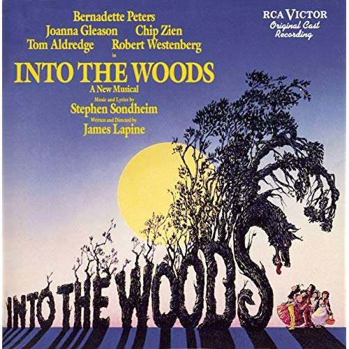 Throwing Out My CDs by Ben Rimalower: INTO THE WOODS