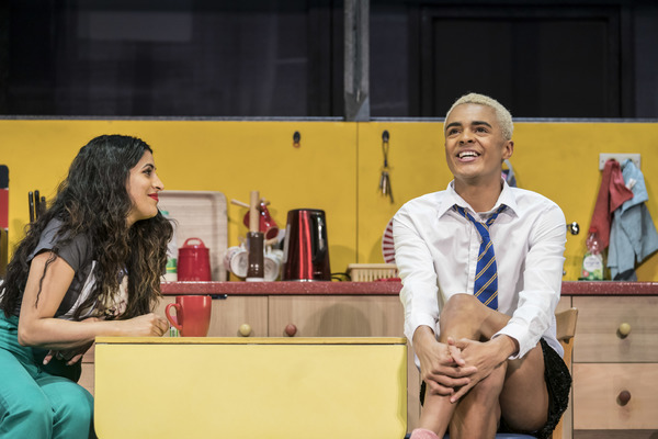 Photo Flash: First Look at Layton Williams and the New Cast of EVERYBODY'S TALKING ABOUT JAMIE