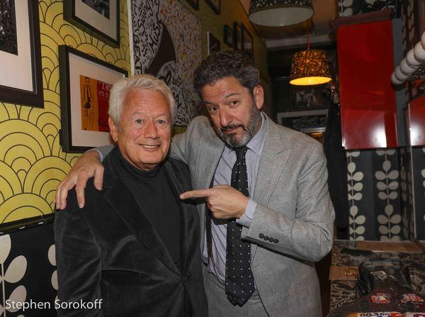 Stephen Sorokoff & John Pizzarelli