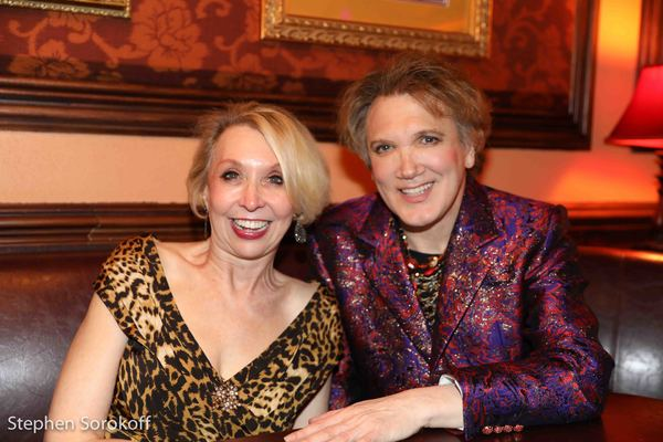 Photo Coverage: Native New Yorkers Turn Out For Charles Busch: Native New Yorker at Feinstein's/54 Below