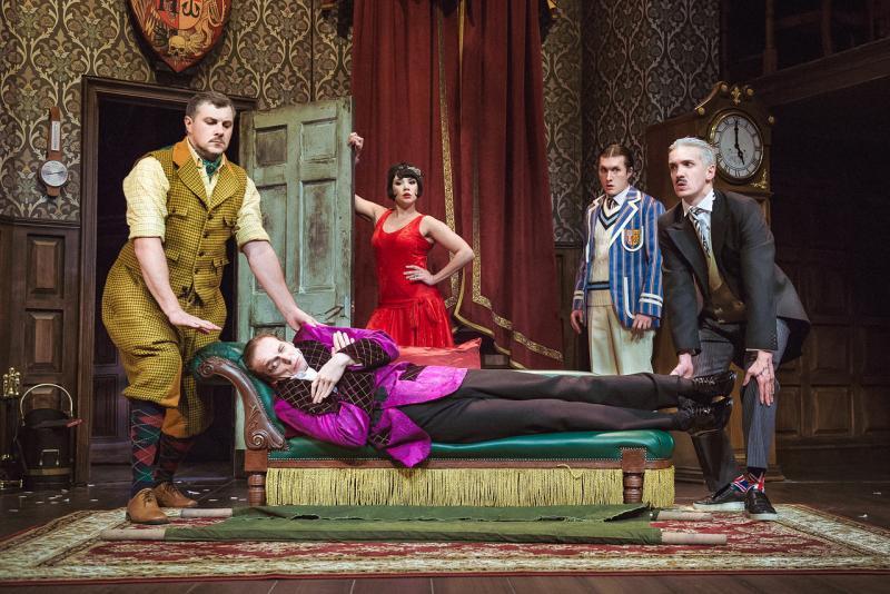 BWW Feature: 5 VALENTINE'S DAY THEATRE IDEAS IN RUSSIA