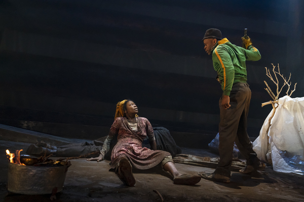 Photo Flash: First Look at Signature's BOESMAN AND LENA