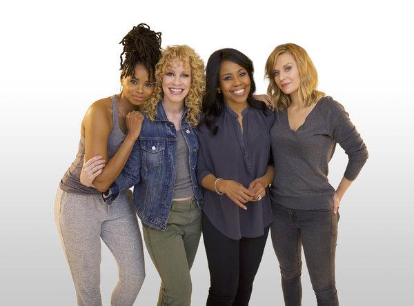 Carla Duren, Lindsay Nicole Chambers, Sharon Catherine Brown, and Megan Sikora Photo