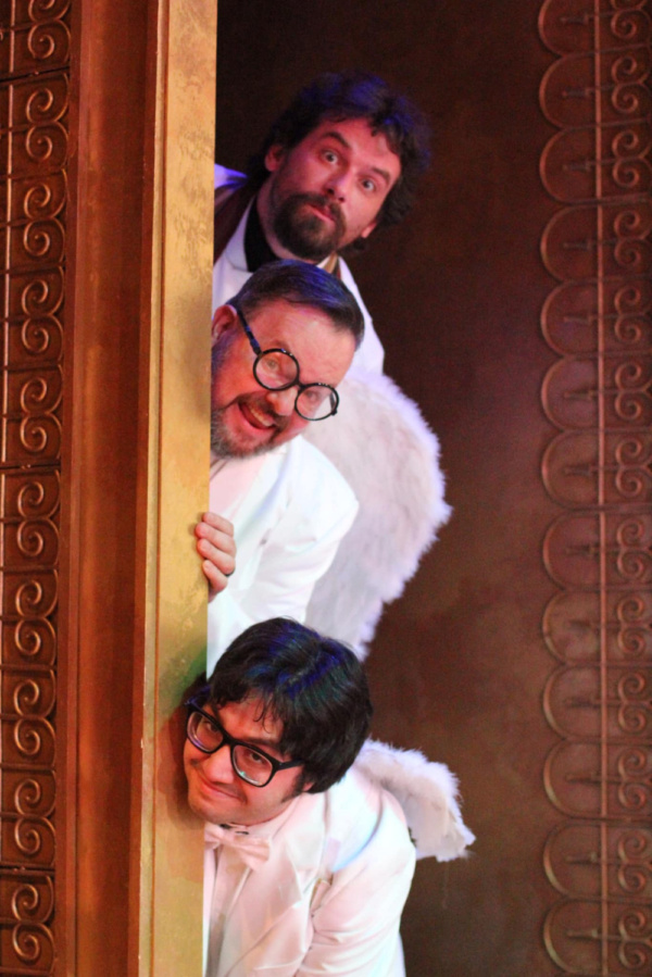 Photo Flash: Smithtown Performing Arts Center Presents AN ACT OF GOD