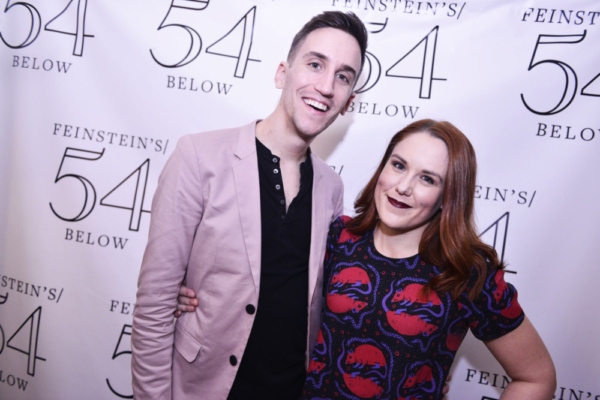 Alex Tobey and Emily Koch