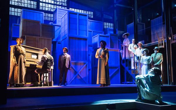 Photo Flash: Pasadena Playhouse Presents RAGTIME